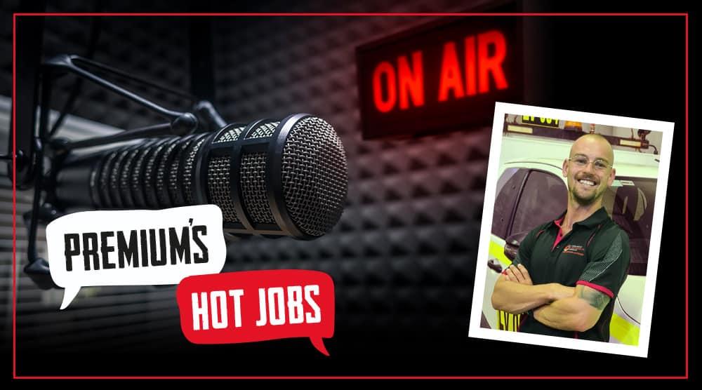 Premium's Hot Jobs Radio Interview